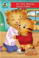 Daniel Tiger's neighborhood. You are special, Daniel Tiger!