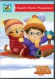Daniel Tiger's neighborhood. Daniel's winter wonderland
