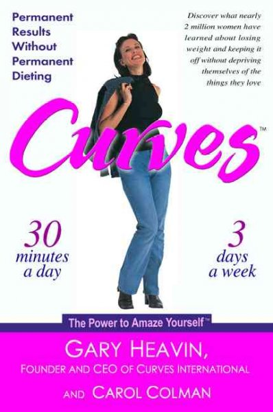 Curves : permanent results without permanent dieting