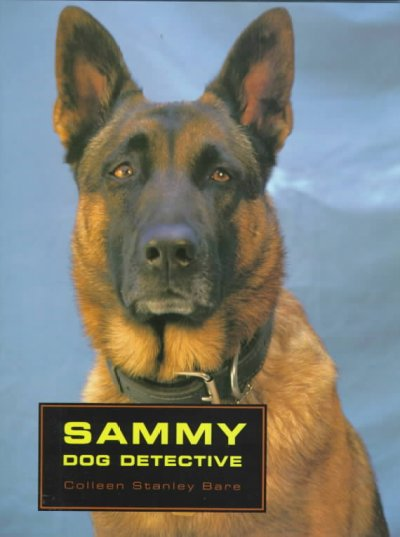 Sammy, dog detective