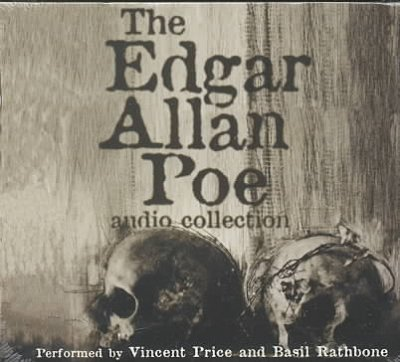 The Edgar Allan Poe audio collection [sound recording].