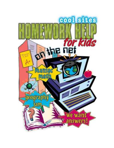 Cool sites. Homework help for kids on the Net