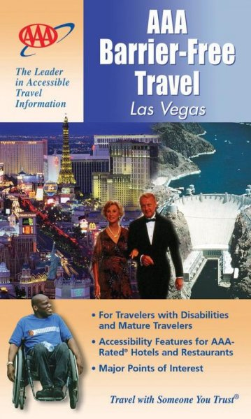 AAA Publishing, AAA Barrier Free Travel Las Vegas