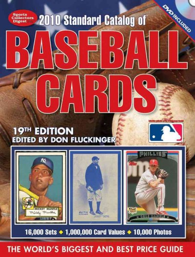 The Standard Catalog of Baseball Cards