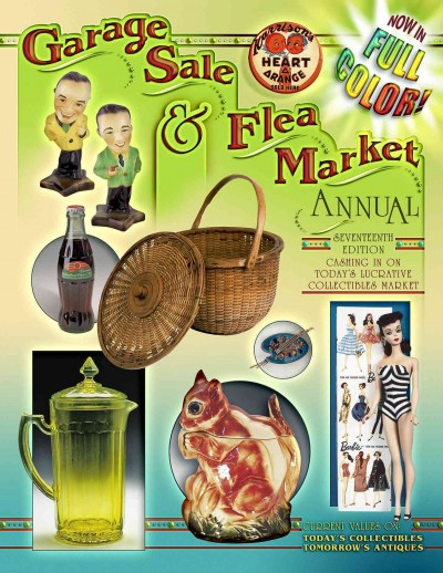 Garage sale & flea market annual