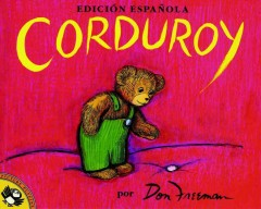 Book cover for Corduroy
