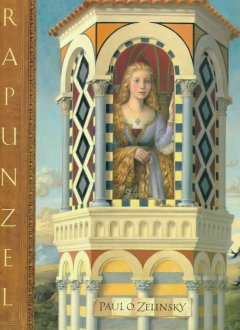 Book cover for Rapunzel