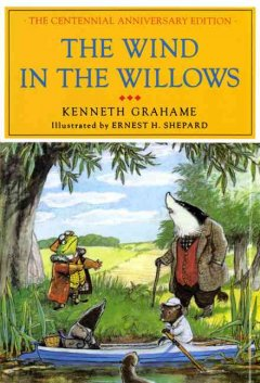 Book cover for Wind in the Willows