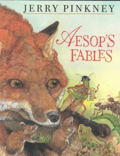 Book cover for Aesop\'s Fables