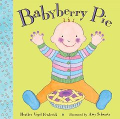Book cover for Babyberry pie