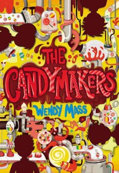 Book cover for The candymakers