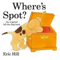 Book cover for Where's Spot?