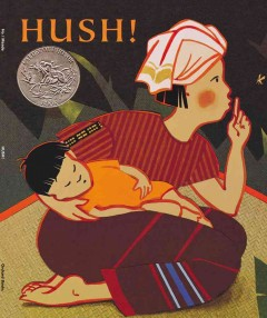 Book cover for Hush! A Thai Lullaby