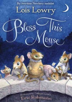 Book cover for Bless this mouse