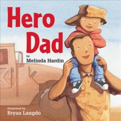 Book cover for Hero dad
