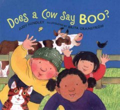 Book cover for Does A Cow Say Boo?