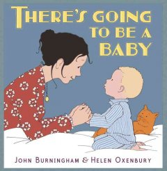 Book cover for There\'s Going to Be a Baby