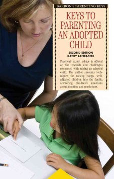Book cover for Keys to parenting an adopted child