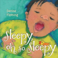 Book cover for Sleepy, Oh So Sleepy
