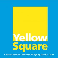 Book cover for Yellow Square