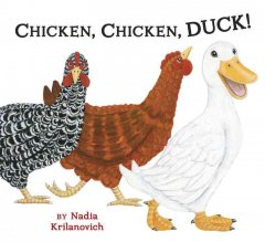 Book cover for Chicken Chicken Duck