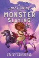 A royal guide to monster slaying Book Cover