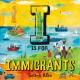 I is for immigrants Book Cover