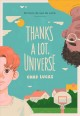 Thanks a lot, Universe Book Cover