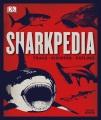 Sharkpedia Book Cover