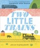 Two little trains Book Cover