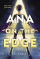 Ana on the edge Book Cover
