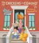 The chickens are coming! Book Cover