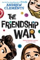 The friendship war Book Cover