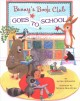 Bunny's book club goes to school Book Cover