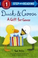 Duck & Goose, a gift for Goose Book Cover