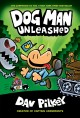 Dog Man unleashed Book Cover