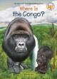 Where is the Congo? Book Cover