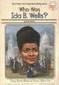Who was Ida B. Wells? Book Cover