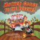 Mother Goose to the rescue! Book Cover