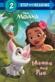 Moana and Pua Book Cover