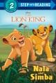 Nala and Simba Book Cover
