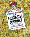 Where's Waldo? : the fantastic journey Book Cover