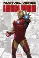 Marvel-verse. Iron Man Book Cover