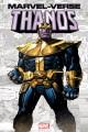Marvel-verse. Thanos Book Cover