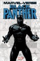 Marvel-verse. Black Panther Book Cover