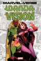 Marvel-verse. Wanda and Vision. Book Cover