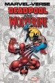 Marvel-verse. Deadpool & Wolverine Book Cover