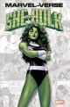 Marvel-verse. She-Hulk. Book Cover