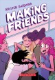 Making friends Book Cover