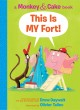 This is MY fort! Book Cover